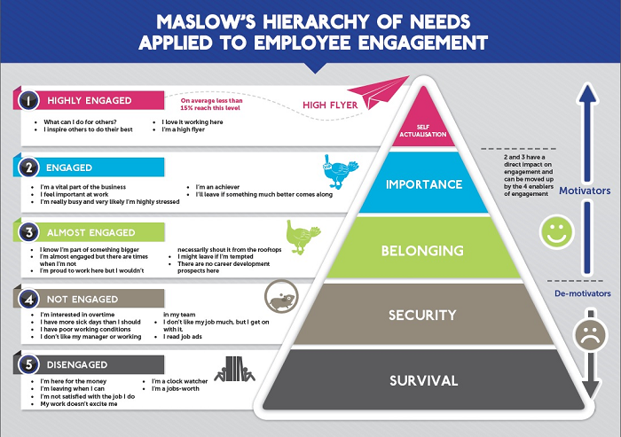 The employment pyramid,how to enable progress